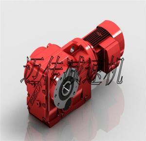 K系列减速机,螺旋锥齿轮减速机