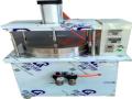 全自动单饼机成为食品加工创业者的新宠